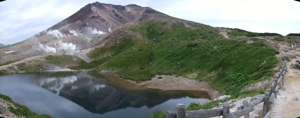 Panorama Daisetsuzan