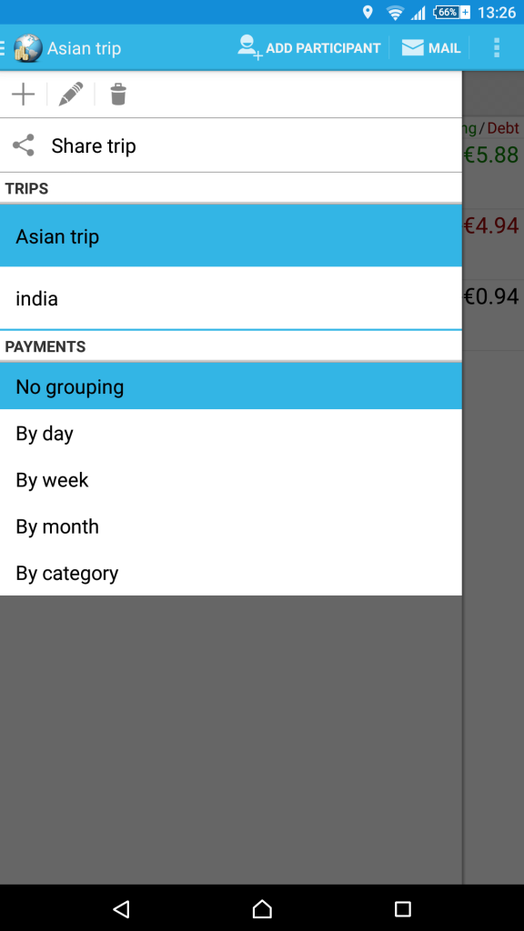 travel money app